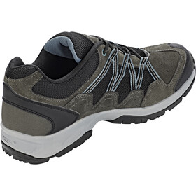 Hi-Tec Rambler WP Shoes Herren gull grey/black/goblin blue